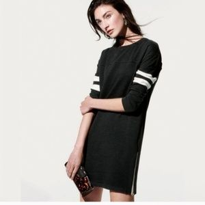 J. CREW Side-Zip Varsity Dress